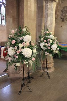 church flowers for wedding - Google Search