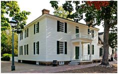 James Geddy House