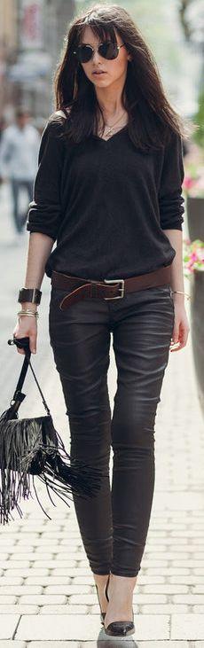M.O.D. Belt, Mustang Shirt, Silver Jeans