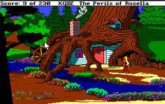 Kings Quest Perils of Rosella