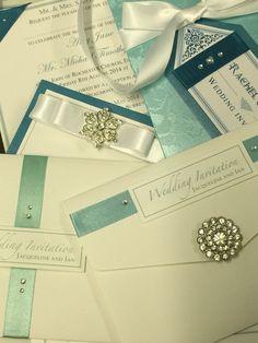 Wedding Stationery London - beautiful bespoke wedding invitations and luxury handmade wedding stationery  designs by Perfect Day Weddings www.perfectday-weddings. co.uk