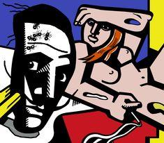Marco De Lucca, Pop art, Marianne, Acryl on Canvas Lucca, Pop Art, Joker, Canvas, Artwork, Fictional Characters, Painting Art, Tela, Work Of Art