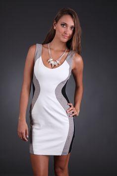 Slimming Seduction Dress #love #classic  #sophieandtrey