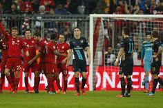 Bayern Munchen Bantai Arsenal Di Grup F Liga Champions