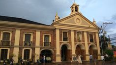 One oldest church in Naga City  My adventure journey to Ben's Wedding at #Nabua City #Philippine. 7 days in starting in Manila then went to Naga City by bus almost 11 hours. Then from from Naga city to Nabua by Motorcycle. After 4 days in Nabua fly to Manila by Cabu Pacific and stay in Manila for 2 days.  #muizwanderlust  #malaysiabackpackers #akupergi #travelblogger #traveller #backpacker #youthactivist  #volunteer #neverstopexploring #pin #travel #instatravel #penaklukanindochina #journal