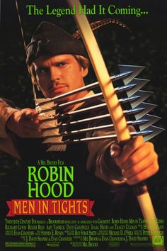 Robin Hood: Men in Tights (1993)  All time favourite movie