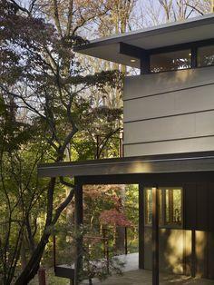 Seidenberg House | Metcalfe Architecture & Design; Photo: Halkin | Mason Photography | Archinect