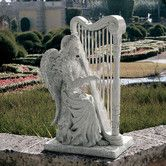 Found it at Wayfair - Music from Heaven Angel Statue