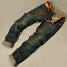 Men's Fashion Jeans Pants Plus Size Autumn Men Jeans Pants Clothes Best Quality Denim Pants Men