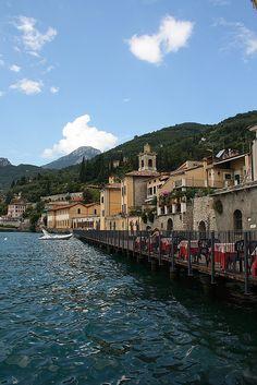 Gargnano, Lombardy, Italy