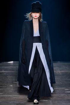 Band of Outsiders Fall 2013 Ready-to-Wear Fashion Show - Irina Kulikova