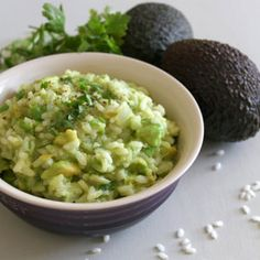 3 Unusual Ways to Enjoy Avocados: Forget guac, folks. Try avocado risotto, avocado creme brulee, and avocado fries. #SelfMagazine
