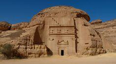 Mada'in Saleh, Saudi Arabia   Unesco World Hertage Site. view on Fb https://www.facebook.com/pages/Sinbads-Saudi-Pocket-Guide/184376818345643 credit: Lehva