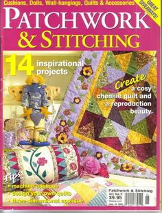 patchwork & stitching - Carmem roberge - Álbuns da web do Picasa