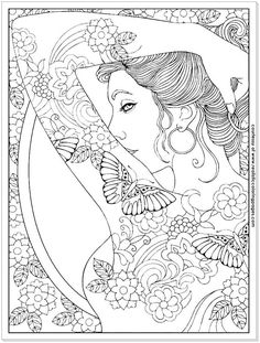 Tattoo Designs Coloring Pages