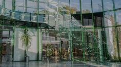 Tierspol - schody, balustrady, daszki szklane, schody szklane, konstrukcje szklane. - Strona główna