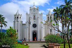 Iglesia de Santa Bárbara de Heredia. Costa Rica