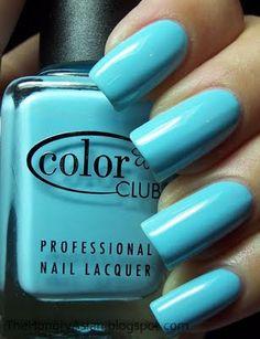 Color Club Blue Light