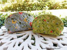 Clam Zipper Bags