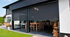 Pergola With Retractable Canopy Kit Patio Pergola, Deck With Pergola, Covered Pergola, Pergola Shade, Pergola Plans, Pergola Kits, Backyard Patio, Outdoor Living Rooms, Outdoor Spaces