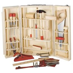 Buy Junior Carpenter from Mulberry Bush, an online toyshop for traditional and wooden children's toys, gifts and games delivered throughout the UK