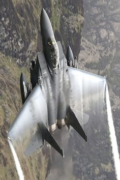 F-15E Strike Eagle …