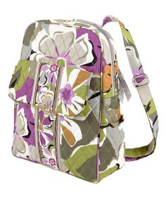 e67d34a2aba0 Look at this  zulilyfind! Portobello Road Backpack by Vera Bradley  zulilyfinds  Vera Bradley