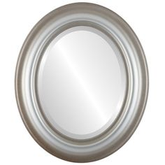 oval mirror, silver framed mirror, classic style frame, silver mirror, silver shade, contemporary silver oval mirror Silver Framed Mirror, Oval Mirror, Framed Mirrors, Classic Style, Shades, Contemporary, Home Decoration, Framing Mirrors, Sunnies