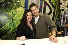 Sera Gamble, shows directer,  and Jensen/Dean