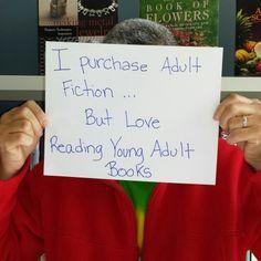Librarian Shaming ... YA Fiction
