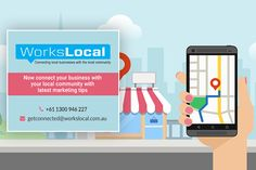 Workslocal will help you in spreading your business across all your local community. Workslocal provides you amazing marketing tips to improve leads and increase your business presence on the internet. Their marketing experts give you complete strategy, build of using latest marketing tips. They will offer every service to their clients that is necessary for their business growth. Contact them today for your first business grow.
