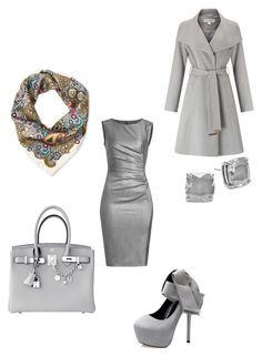 Fifty Shades of Grey Vol IV by umut-gul on Polyvore featuring polyvore, fashion, style, MaxMara, Miss Selfridge, Hermès, Kate Spade, Pollini and clothing