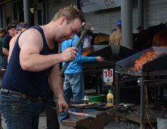 Blacksmith competition