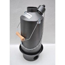 The Adventurer Kettle - Hard Anodised made by The Ghillie Kettle Co in - Made In Uk, Camping Accessories, Adventurer, Kettle, Kitchen Appliances, How To Make, Diy Kitchen Appliances, Tea Pot, Home Appliances
