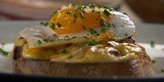 Tilba Croque Madame Recipe - Lifestyle FOOD