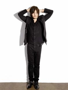 The Guys and Girls of The Walking Dead Have Had A Wash, And They're Looking Hotter Than Ever. Norman Reedus