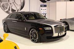 Rolls Royce on Giovanna Wheels