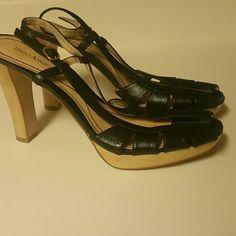 Enzo angiolini black high heels Ladies black high heel shoes Enzo Angiolini Shoes Heels