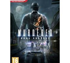 Murdered Soul Suspect PC #promotion @Fnac
