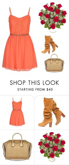 """""""Bez naslova #36"""" by selma3355 ❤ liked on Polyvore featuring maurices, Chanel, Givenchy and Ultimate"""
