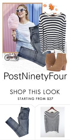 """""""PostNinetyFour 4"""" by barbara-996 ❤ liked on Polyvore featuring Cheap Monday and Franco Sarto"""
