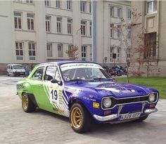 Escort mk1 Escort Mk1, Ford Escort, Ford Rs, Mk 1, Rally Car, Cars And Motorcycles, Motors, Race Cars, Old School
