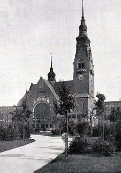 Kościół Odkupiciela przy pl. Staszica