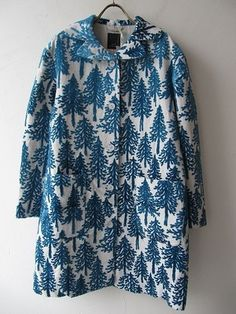 Trendy Women's Outfits : metsä coat minä perhonen ss Pretty Outfits, Beautiful Outfits, Cute Outfits, Mode Style, Style Me, Look At You, Swatch, Textiles, What To Wear