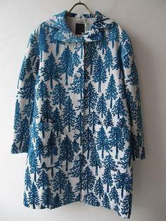 metsä coat, minä perhonen ss 2012
