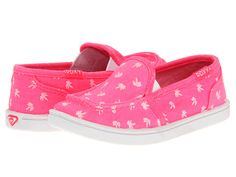 Roxy Kids Lido II (Infant/Toddler) Pink/White