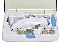 Kit Manicure em Estojo Compacto - G-Life SM3000 com as melhores condições você encontra no Magazine Edyeva. Confira!