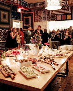 Kate And Joe's Minnesota Celebration - Food and Drink