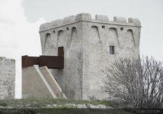 Recupero e riuso di Torre da Boraco, Campomarino, 2012 - Gloria Valente e Vittorio Carofiglio