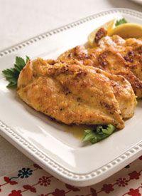 Lemon Chicken - Sandra Lee Semi-Homemade